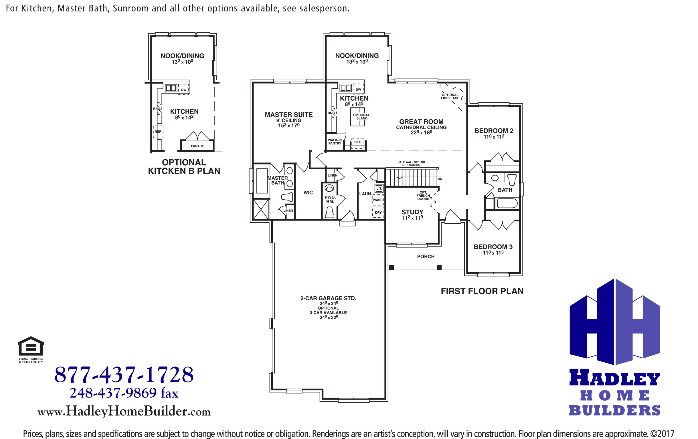 Lakeport Floorplan
