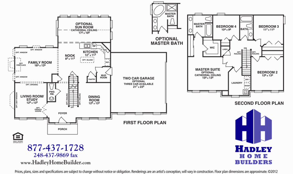 Petoskey Floorplan